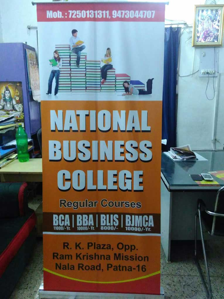 Best College for BCA, BBA, BMJC and BLISc